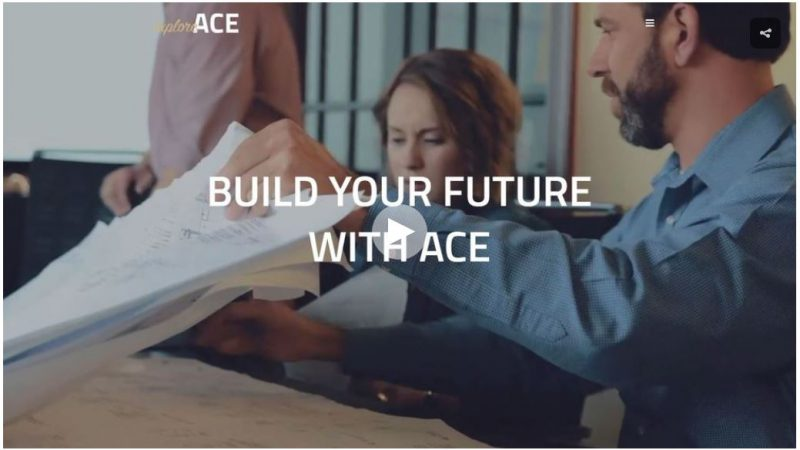 Build Your Future With ACE