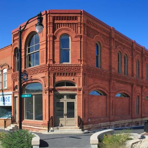 West Union Downtown Façade Rehabilitation