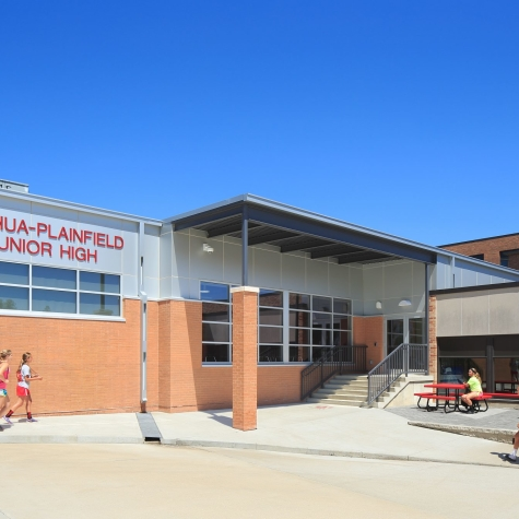 Nashua-Plainfield Schools Middle School