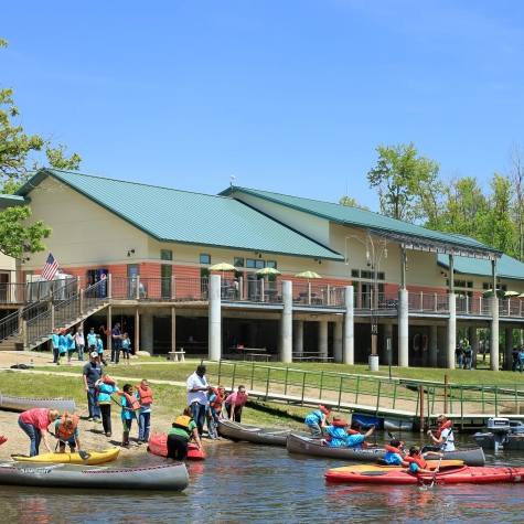 Clinton County Conservation Eco-Tourism Center