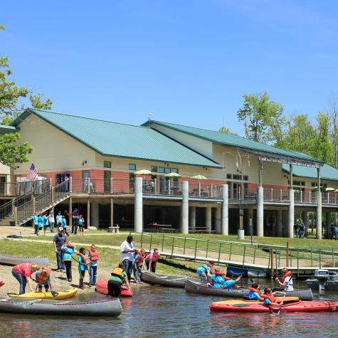 Clinton County Conservation Eco-Tourism Center
