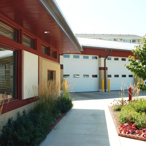Thomas Park Maintenance Facility HQ