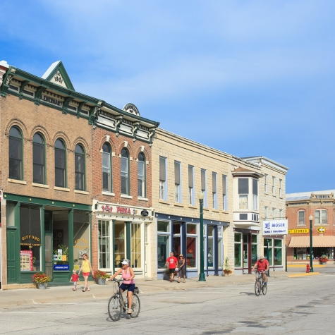 Elkader Downtown Façade Rehabilitation