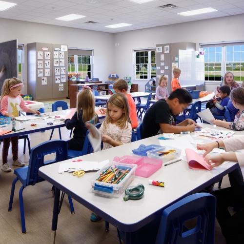 Kaleidoscope Kids Child Care Center