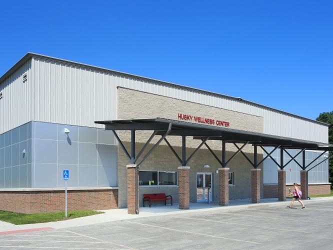 Nashua-Plainfield Schools Husky Wellness Center