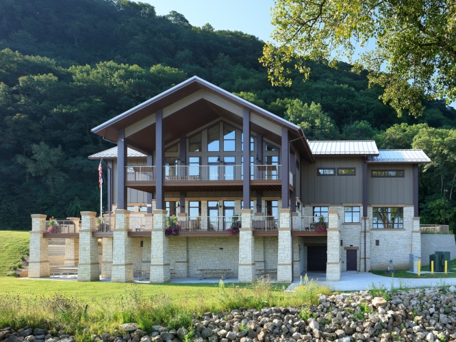 Allamakee County Conservation Center